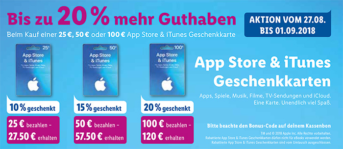 Itunes Guthaben Iphone