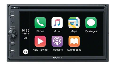 Sony Carplay Xav Ax200 Mit Dvd