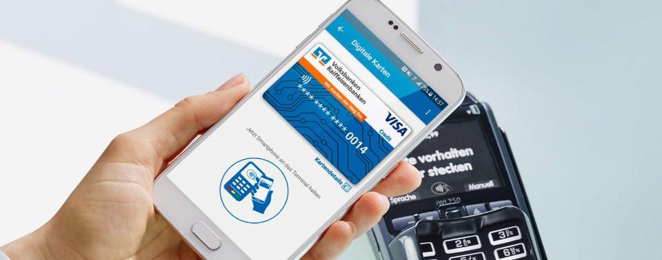 Apple Pay: Volksbank startet Werbemaßnahmen