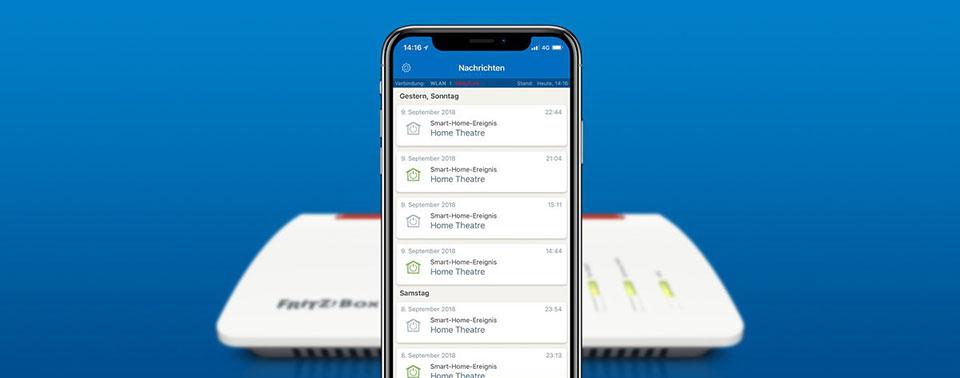 MyFRITZ!App 2: AVM verteilt runderneuerte iOS-Applikation