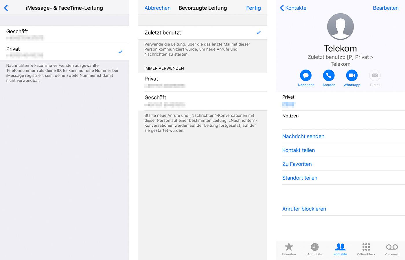 Sim Karte Sperren Telekom.Ios 12 1 Beta Unterstützt Dual Sim Funktion Mit Esim Der Telekom