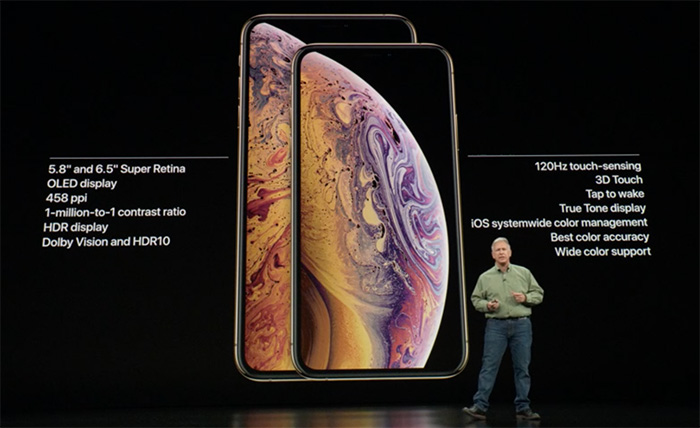 Iphone Xs Features