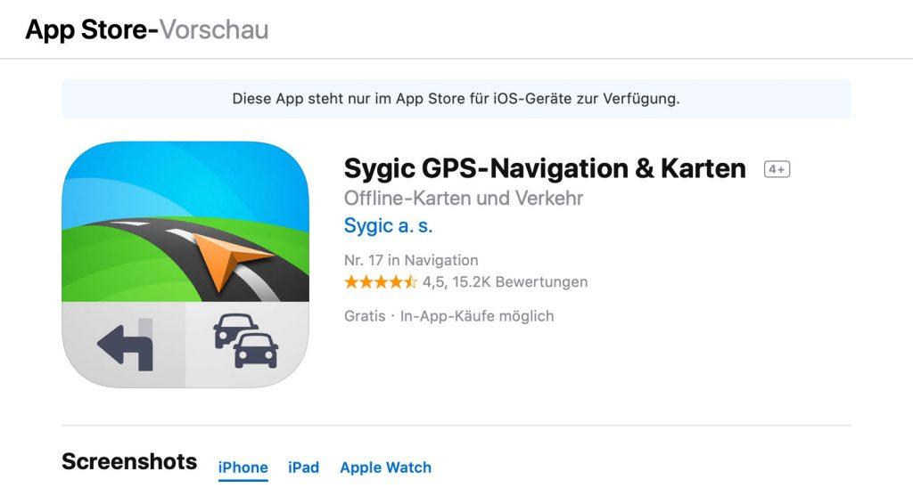 App Store Vorschau