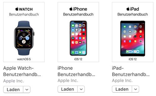 Apple Handbuecher Deutsch