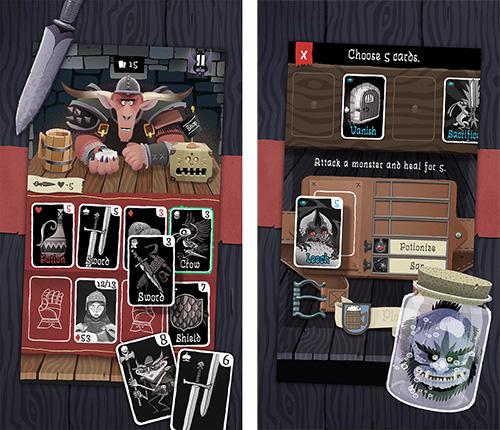 Card Crawl Screenshots