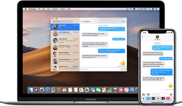 Imessage Mac Iphone