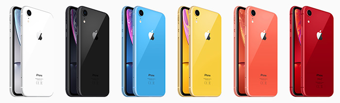 Iphone Xr Farben