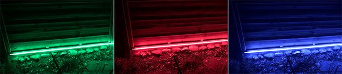 die neuen philips hue outdoor lightstrips im test iphone. Black Bedroom Furniture Sets. Home Design Ideas