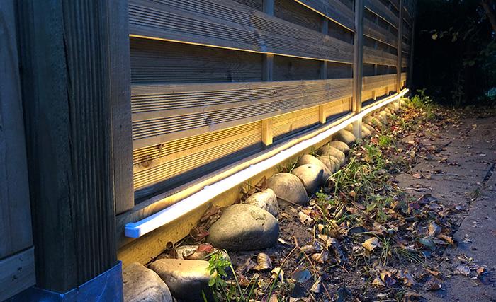 Philips Hue Outdoor Lightstrips Weiss