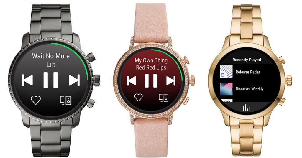 Spotify Uhren