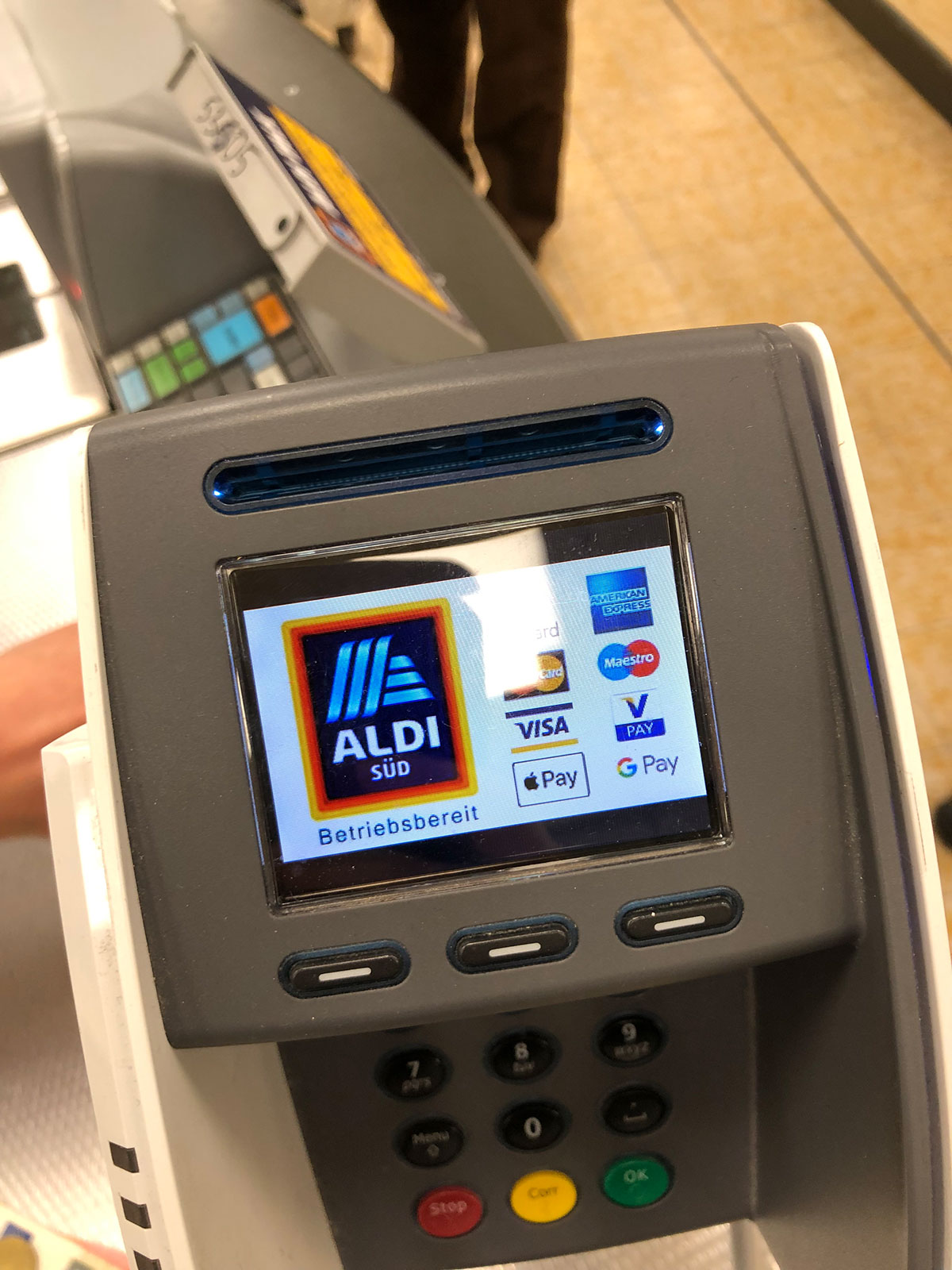 Aldi Apple Pay Sued