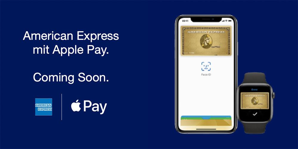 Unterschrift American Express Karte.In Sachen Apple Pay Amazon Kreditkarte Volkswagen Bank American