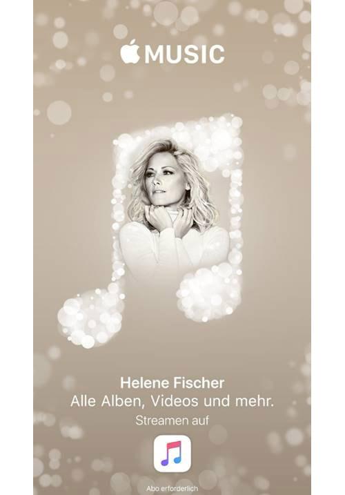 Apple Music Helene Fischer