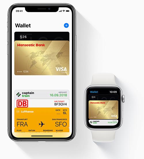Dkb App Mobile Für Cashback: Barclaycard Apple Pay Deutschland