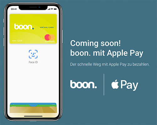 Boon Apple Pay Deutschland