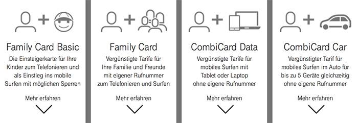 Family Card Telekom