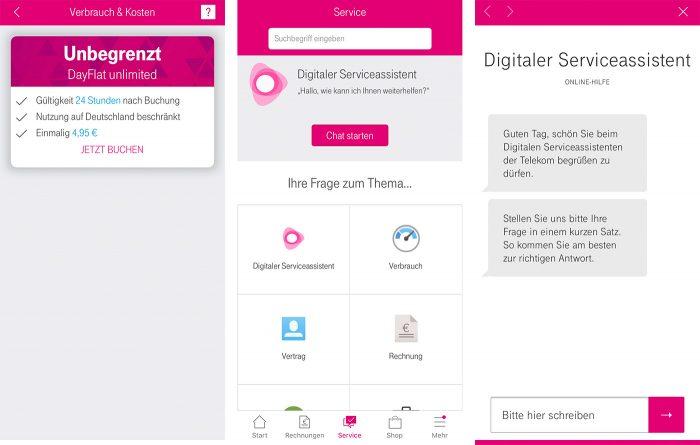Meinmagenta Telekom