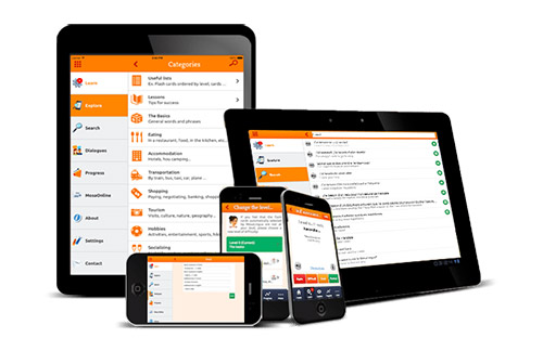 Mosalingua Apps