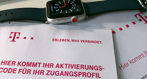 Telekom Apple Watch