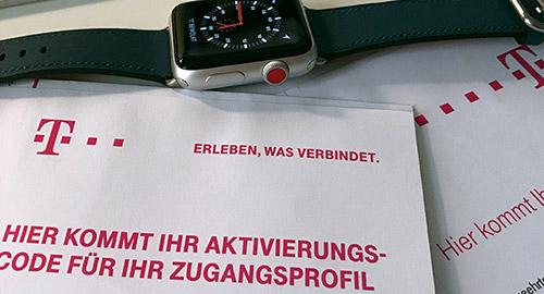 Telekom Apple Watch