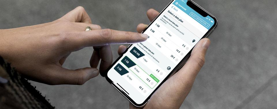 eSIM per App: Truphone bietet neue Tarife