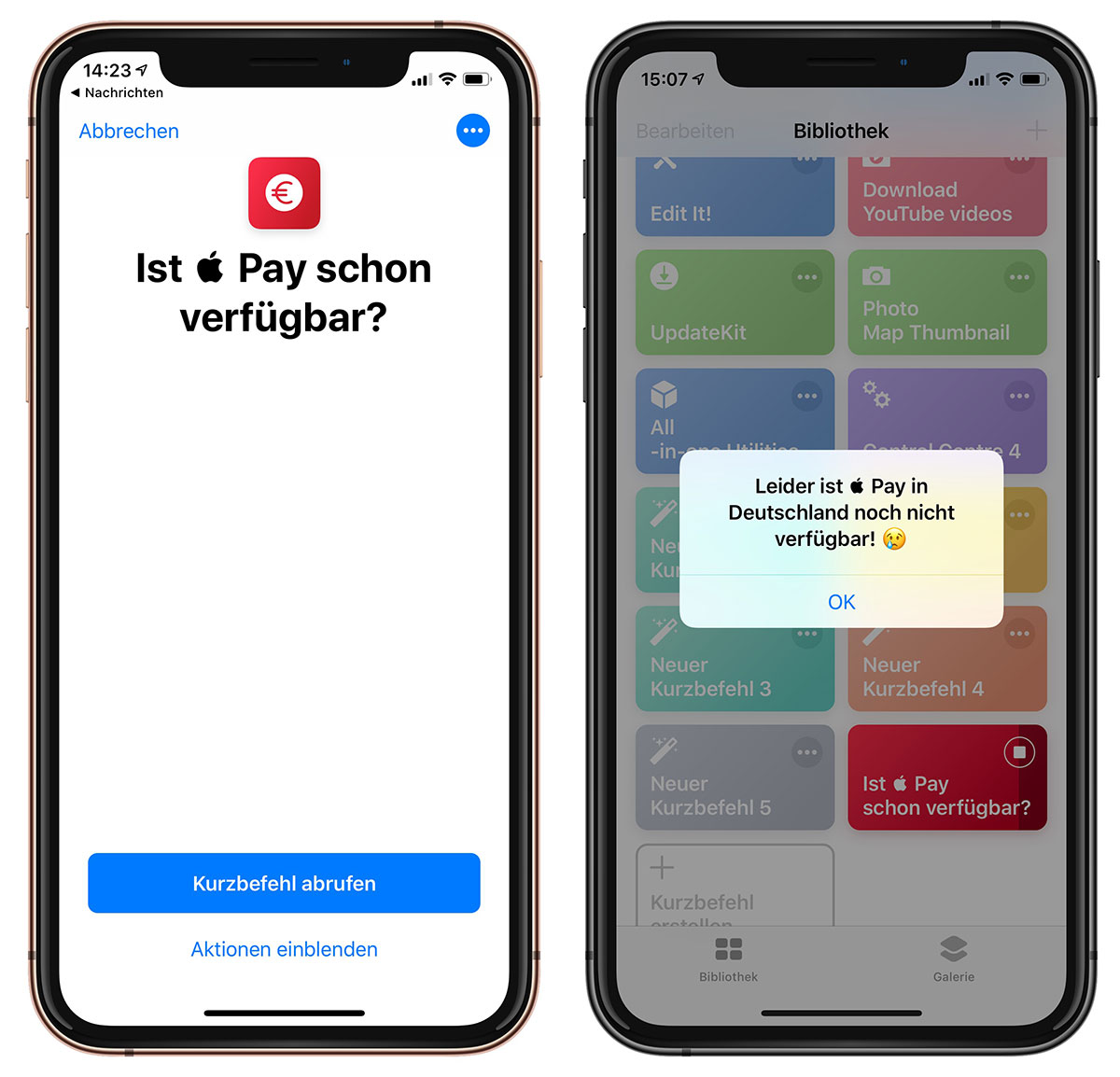 Verfuegbar Apple Pay