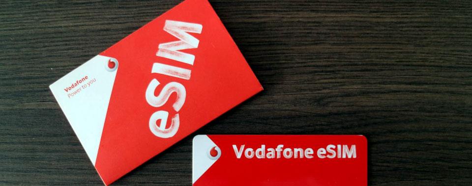 Vodafone Alle Vertrags Tarife Für Esim Verfügbar Iphone Tickerde