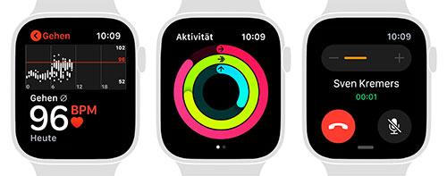 Apple Watch Hilfe