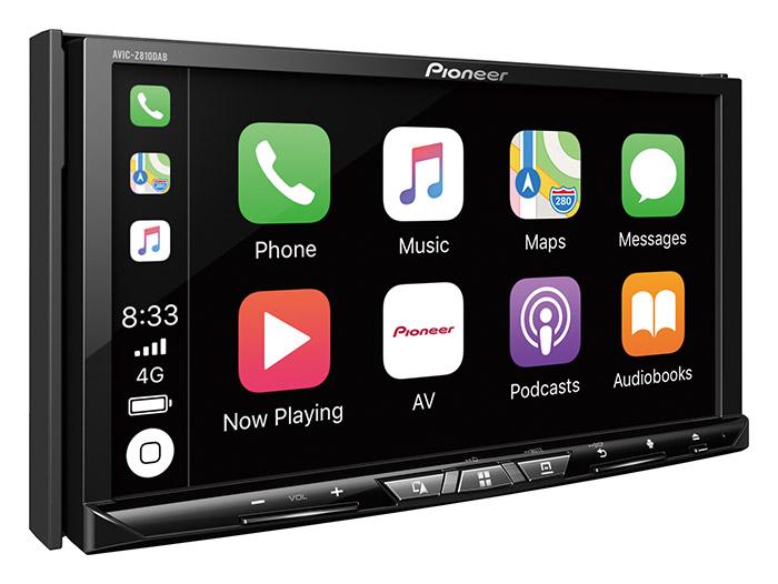 Avic Z810dab Pioneer Wireless Carplay