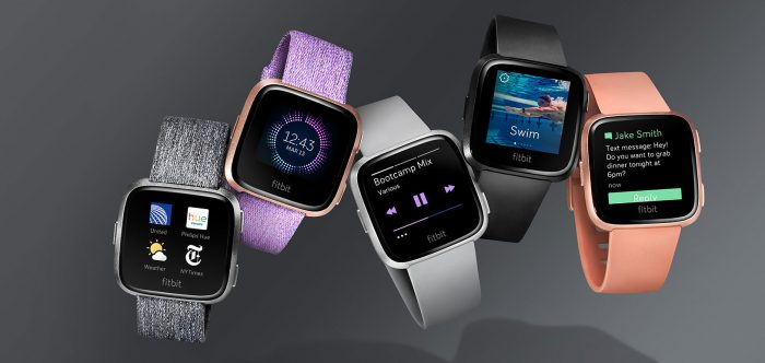 Fitbit Uhren