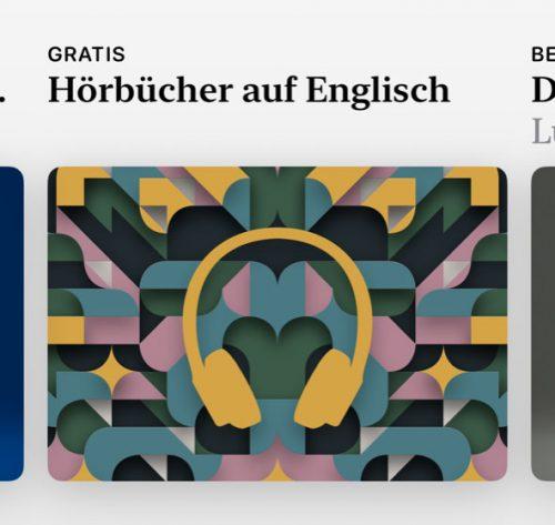 Hoerbuch Englisch