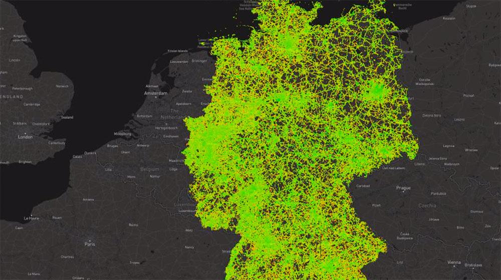 Lte Netz Deutschland