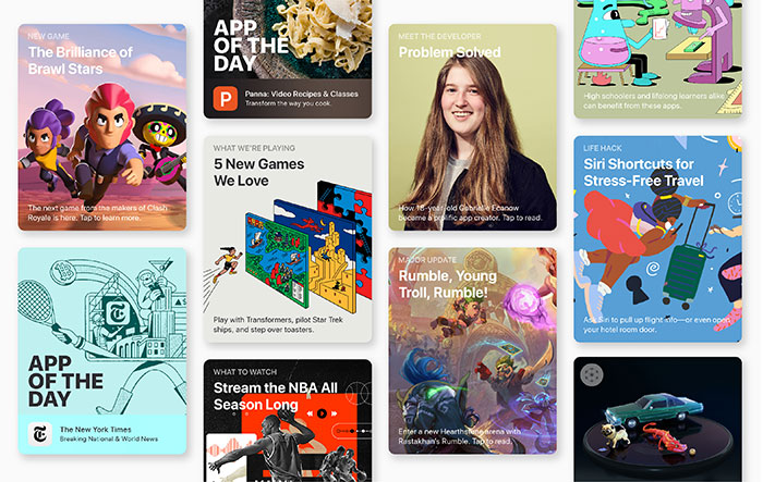 Apple App Store Einnahme Rekord