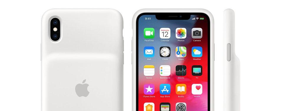 apples smart battery case f r die neuen iphone modelle. Black Bedroom Furniture Sets. Home Design Ideas