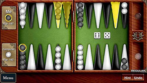 Backgammon Premium App Iphone
