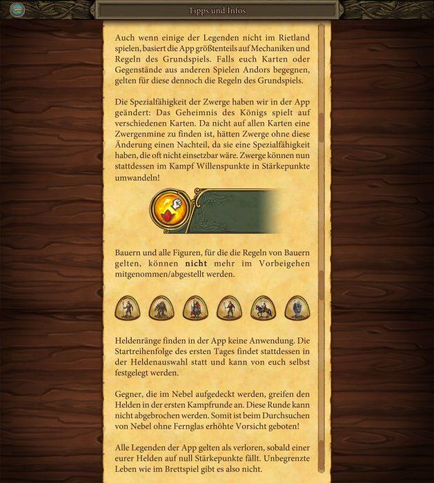 Brettspiel App Unterschied