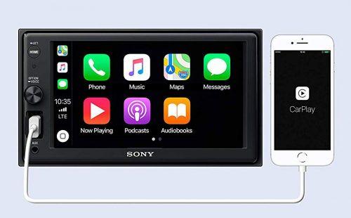 Carplay Radio Sony