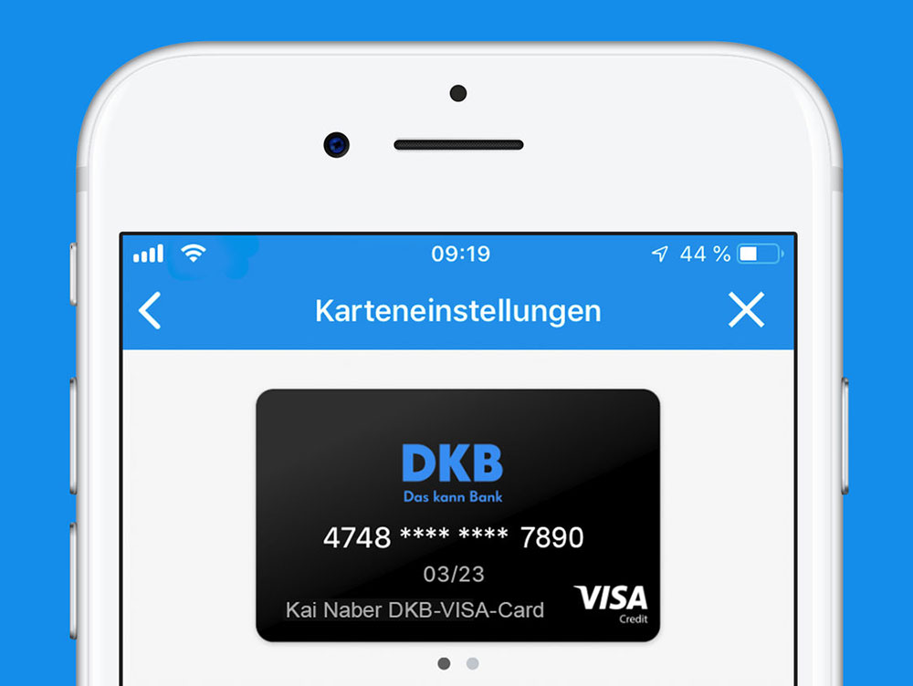 Dkb Karte.Apple Pay Dkb Verspricht Start Im Frühsommer Iphone Ticker De