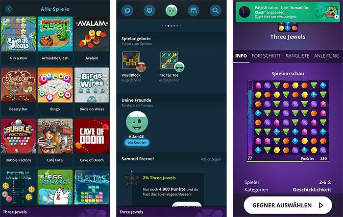 Elo Spiele App