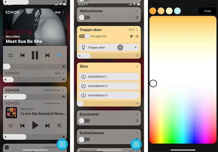 Fuse Homekit Smarthome App Iphone