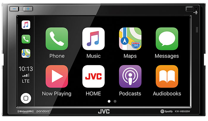 Jvc Wireless Carplay