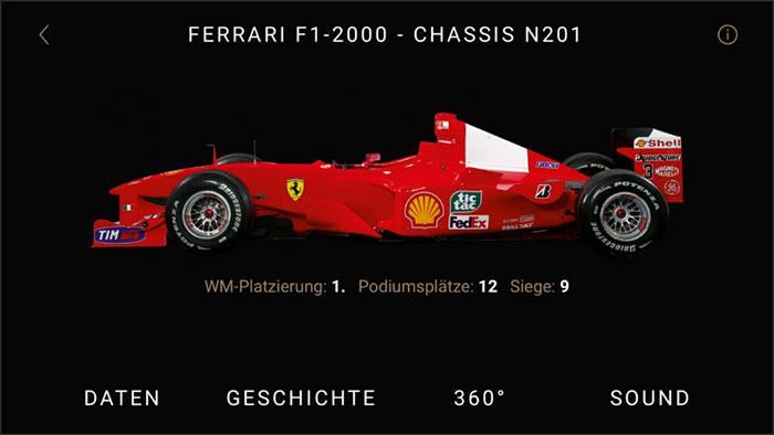 Michael Schumacher App Ferrari