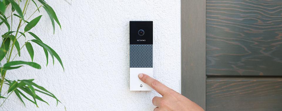 """Ohne Abo, mit HomeKit: Netatmo zeigt """"Smart Video Doorbell"""""""