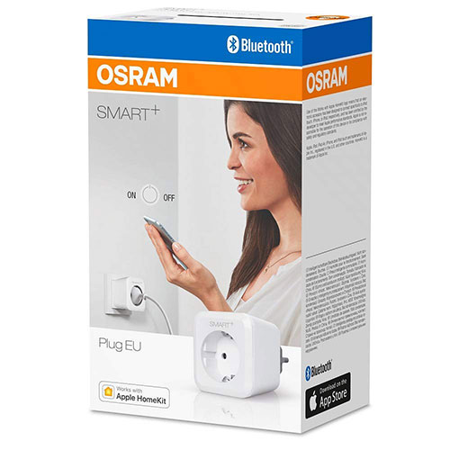 Osram Smart Plus Homekit Steckdose