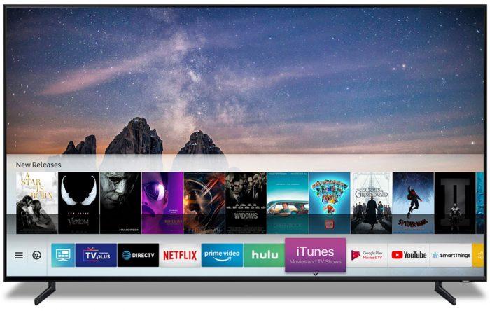Samsung Itunes Fernseher