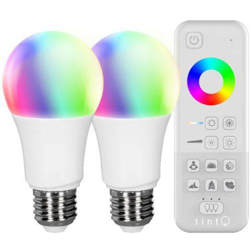 Tint Doppel Lampe