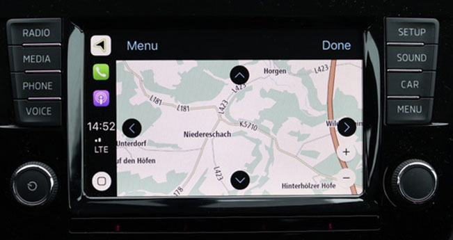 Tomtom Carplay 1