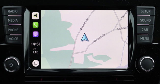 Tomtom Carplay 2