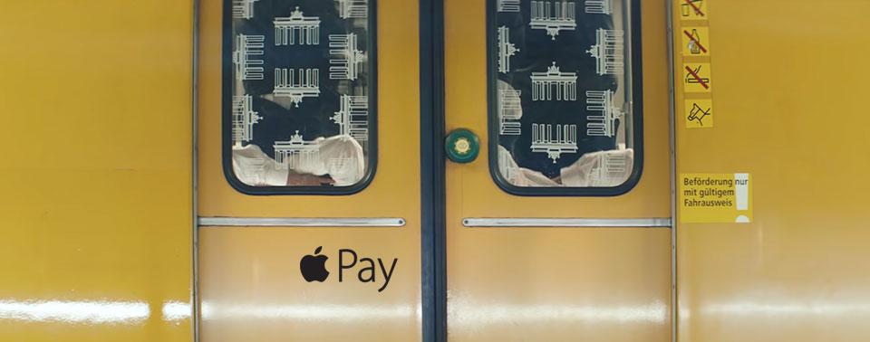 """Apple Pay: 16 neue Länder und """"Express-ÖPNV"""" kommen"""
