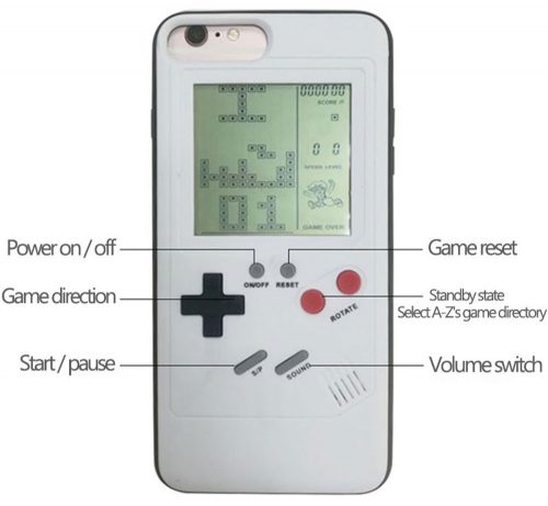 Gameboy Case Iphone